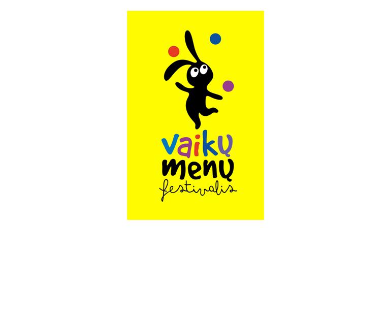 """""""Vaikų menu festivalis"""" logotipas"""
