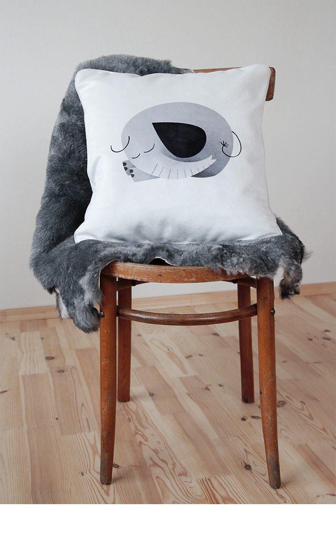 Unique pillowcases - Pagalvėlės su originaliais piešiniais